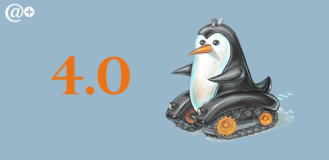 google pinguino 4.0