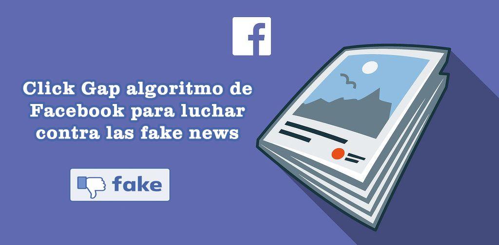 click gap algoritmo de facebook