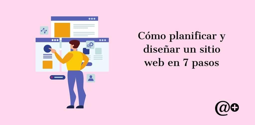como planificar y diseñar un sitio web